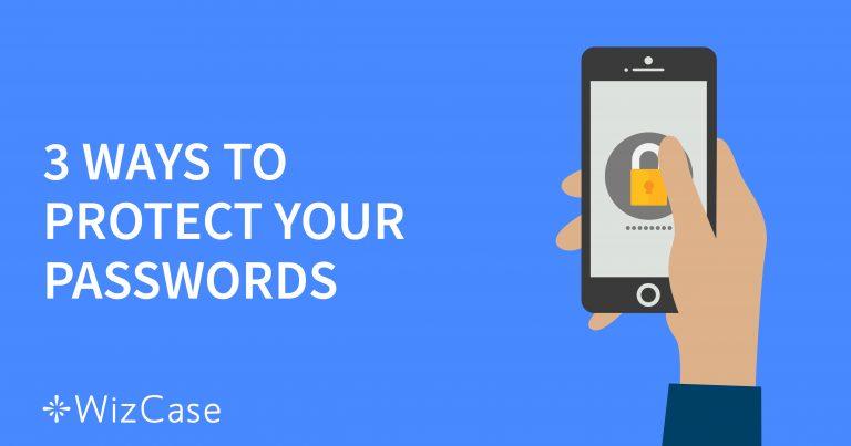 Hvordan holde passordene dine skjulte på nett