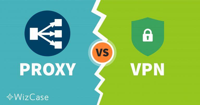 Proxy vs VPN: Hvilken er bedre for deg og hvorfor?
