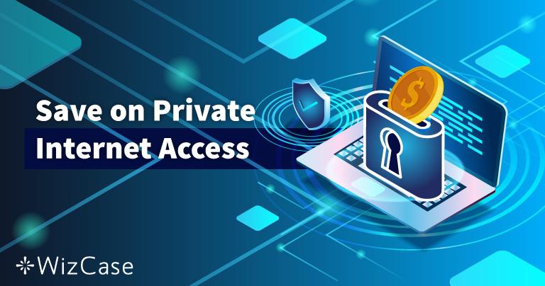 Gyldig kupong på Private Internet Access 2020: Spar opptil 77 %