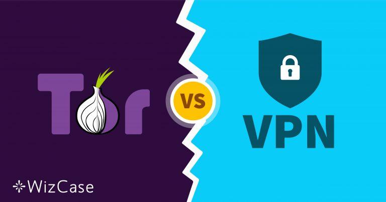 Tor vs. VPN – Hvilken er mest sikker