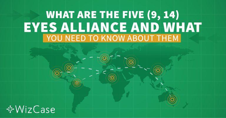 Forstå Fem Ni og 14 Øyner Alliansen Før Du Velger En VPN!