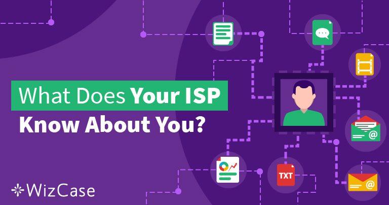 Hvordan Beskytte Deg Fra Din Internettleveradør