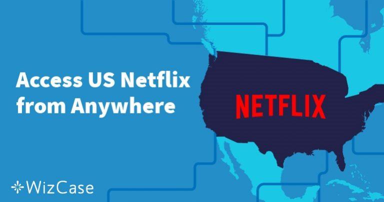 Hvordan se på amerikansk Netflix fra Norge i 2019