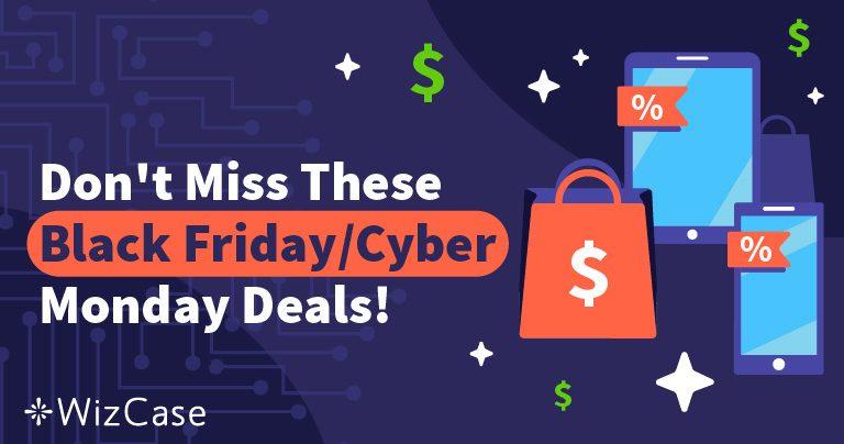 Beste VPN-tilbud for Black Friday og Cyber Monday for 2020