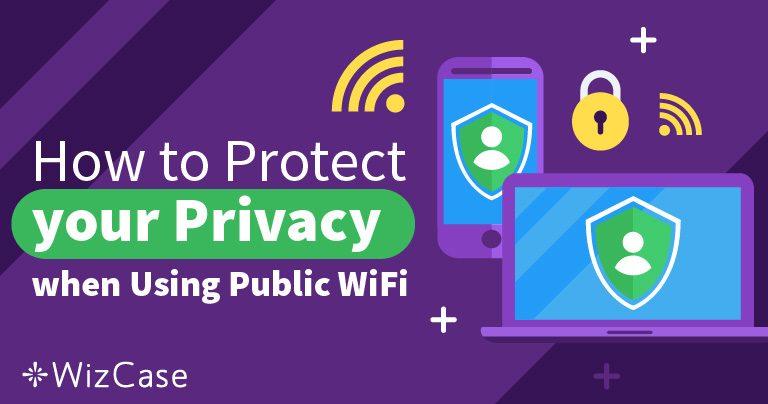 Sikkerhetsproblemet med offentlig WiFi
