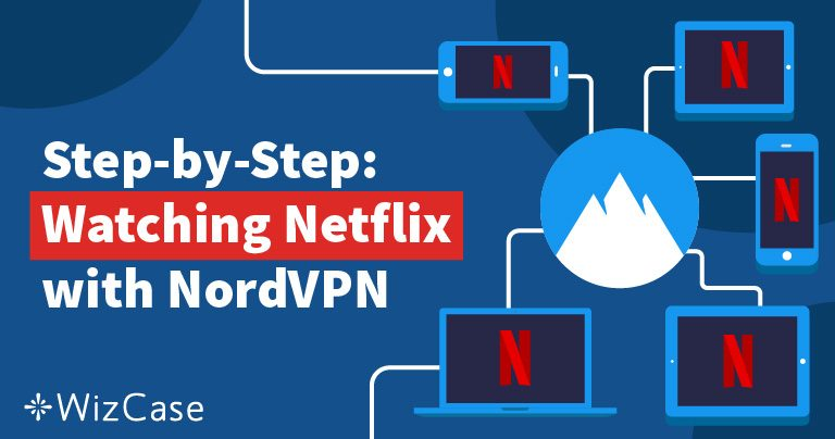 Testet 2021: NordVPN fungerer med Netflix USA, Storbritannia og andre land