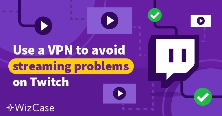 De 5 Beste VPN-ene For Twitch
