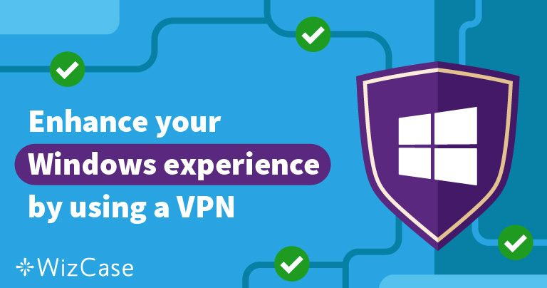 De fem beste VPN-ene for Windows – oppdatert januar 2021