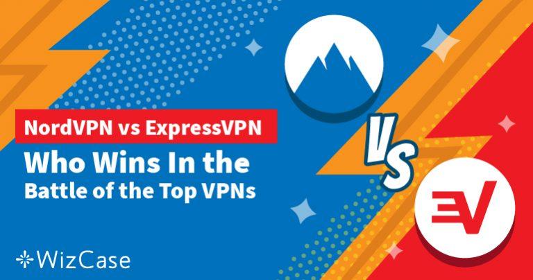 ExpressVPN vs NordVPN – 7 Hoved Kategorier Testet & En Vinner Kåret