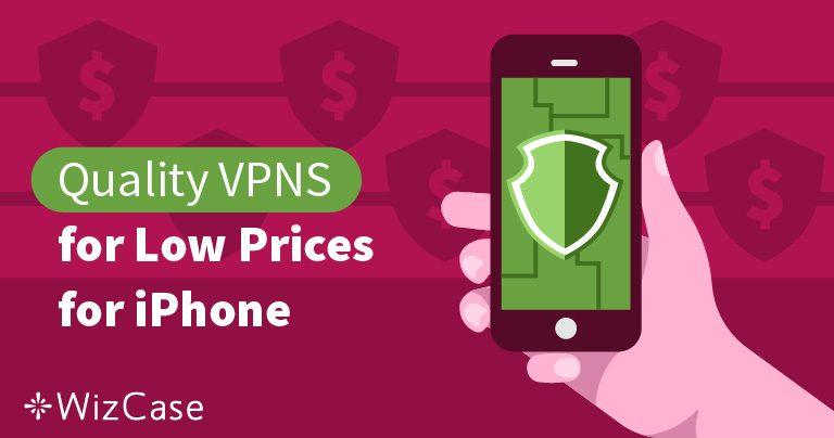 De 3 beste billigste VPN tjenestene for iPhone & OpenVPN protokoll installasjonsguide