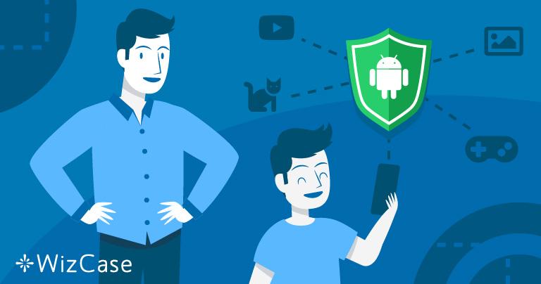 De beste foreldrekontrollene for Android – testet i Juli 2021
