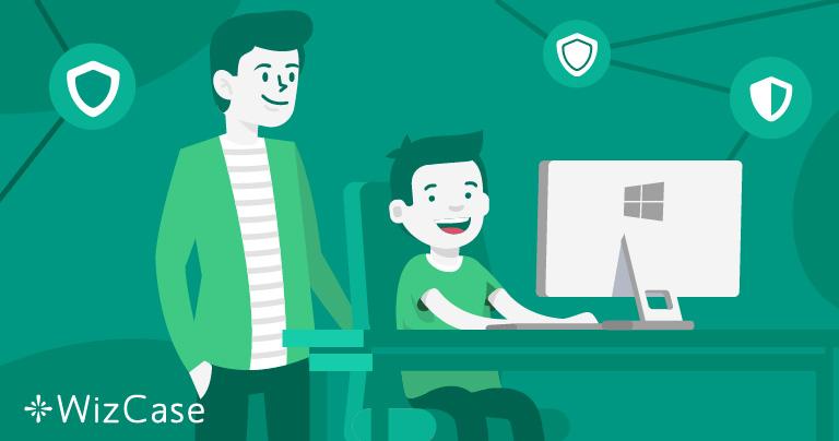 De fem beste foreldrekontrollene for Windows i 2021