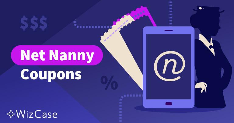 Gyldig kupong på Net Nanny i September 2021: spar opptil 30 % i dag