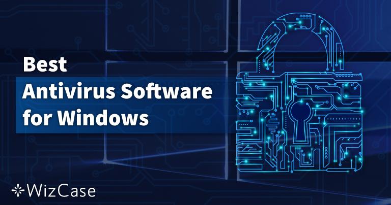 De 10 beste antivirus for Windows-PC – juli 2021