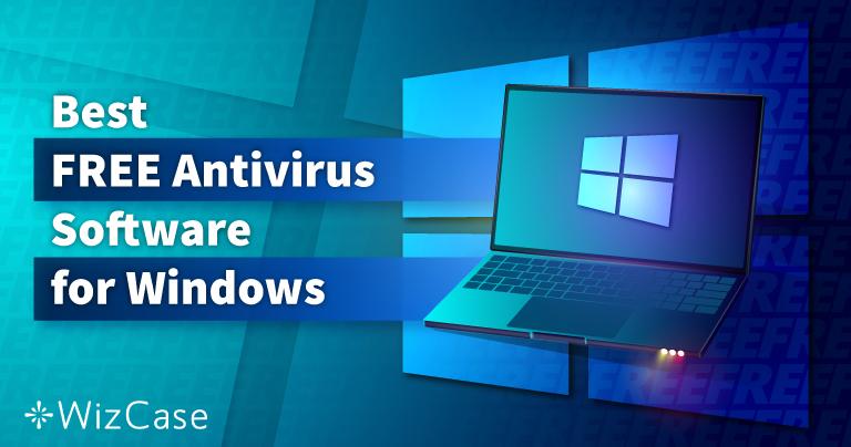 6 beste gratis antivirus for Windows (testet i 2021)