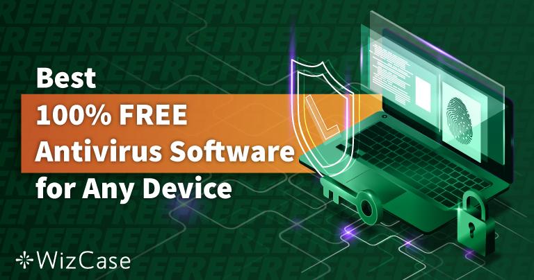 De 6 beste GRATIS antivirus for PC, Mac og telefon (2021)